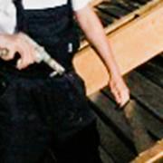 Огнезащита древесины фото