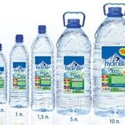 Негазированная питьевая вода Hydrolife® серии Eco фото