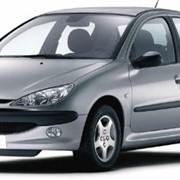 Прокат автомобиля PEUGEOT 206 фото