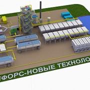 Блочно-модульные комплексы подготовки и переработки газа фото