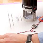 Нотариальное заверение перевода прав и водительского удостоверения фото