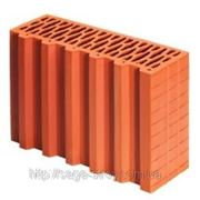 Керамические блоки Porotherm 38 1\2 p+w фото