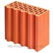 Керамические блоки Porotherm 30 1\2 p+w фото