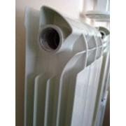 Алюминиевый секционный радиатор Global Iseo 500 7 секц. фото