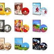 Тиражирование дисков фото