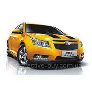 Дневные штатные ходовые огни (фары) DRL Chevrolet Cruze фото