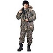 Костюм МОНБЛАН-ХАНТЕР мужской утепленный (-60С).Спецодежда для защиты от низких температур. фото
