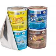 Би-ориентированная полипропиленовая пленка с печатным рисунком (БОПП) для упаковки бакалейной продукции и санитарного назначения фото