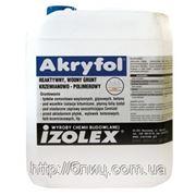 Akryfol — водный силикатно-полимерный состав, грунтовка Праймер фото