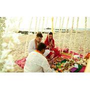 Свадьба в Гоа фото