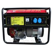Бензиновый электрогенератор Калибр БЭГ-4511 фото