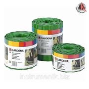 Бордюр садовый зеленый, 15см, Гардена (00538-20.000.00) фото