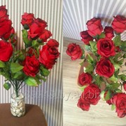 Букет роз многослойных фото