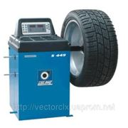 Балансировочный станок для колес легковых автомобилей GIULIANO S 449 фото