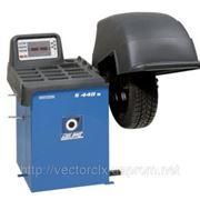 Балансировочный стенд для колес легковых автомобилей GIULIANO S 448S фото