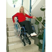 Подъемник гусеничный инвалидный: Stairmax фото