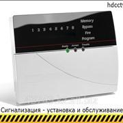 Охранная сигнализация, установка и обслуживание. фото