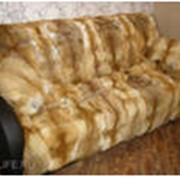 Пошив покрывал для дома из натурального меха - лисы, шиншиллы, енота, кролика, норки, ремонт покрывал из натурального меха в салоне-ателье Горностай, Киев фото