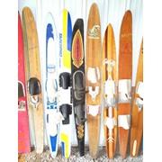 Водные лыжи фото