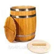 Деревянные бочки для солений (3л.-500л.) фото