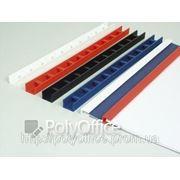 Пластины Press-binder 3мм, белые фото