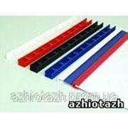 Пластины Press-binder 7,5mm (50 шт) фото