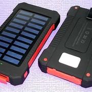 Универсальный внешний аккумулятор Solar Charger 8000mAh 5V 2A фото