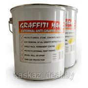 Антивандальное защитное покрытие против граффити и расклейки объявлений фото
