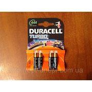 Батарейки Duracel фото