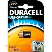 Батарейка Duracell DL CR2 Ultra M3 (CR2) фото
