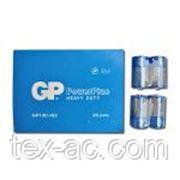 Батарейки GP-13C-IS2 по 2 шт. син. фото