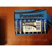 Батарейки Panasonik R6 фото