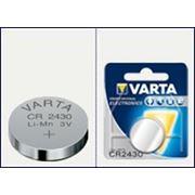 Батарейка VARTA CR 2430 BLI 1 LITHIUM фото