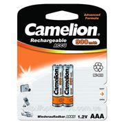 Аккумуляторная батарея CAMELION R 03/2bl 900 mAh Ni-MH фото