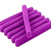 Воск цветной пурпурный фото