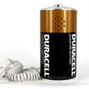 Телефон «Батарейка» фото