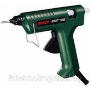Клеевой пистолет электр. Bosch PKP 18 E фото
