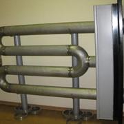 Радиационные трубы, радиаторы, керамические секции. фото