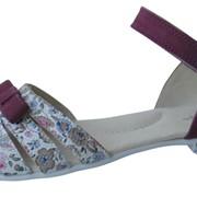 Туфли из натуральной кожи летние фото