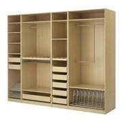 Гардеробное оборудование. Гардероб. IKEA фото