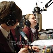 Школьный радиоузел фото
