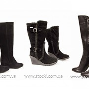 Обувь сток. Обувь XTI Испания осень зима фото