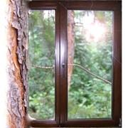 Окна деревяные фото
