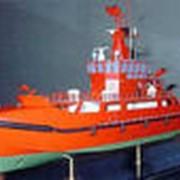 Катер пожарный FF-330 фото