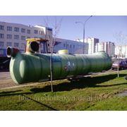 Система очистки ливневых сточных вод Kombi 20-100 л/c.армированный стеклопластик. фото