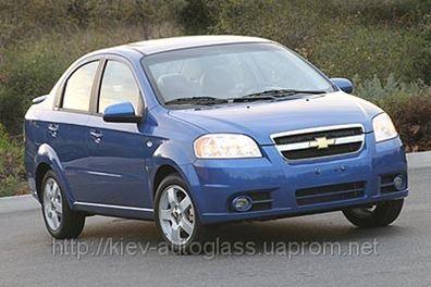 Лобовое стекло на Chevrolet Aveo (T300) купить | 264x396
