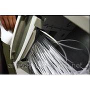Утилизация документации - Шредирование. фото