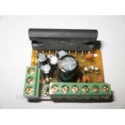 Усилитель мощности стерео TA 8210 на 2х25W фото