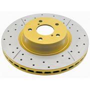 Тормозной диск DBA 4000 TOYOTA CAMRY/LEXUS 2.4 CYL (ACV40R)