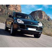 Прокат авто Porsche Cayenne фото